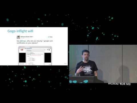 Everything you always wanted to know about Certificate Transparency (33c3)