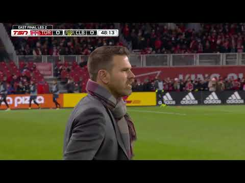 Match Highlights: Columbus Crew SC at Toronto FC (2nd-Leg) - November 29, 2017