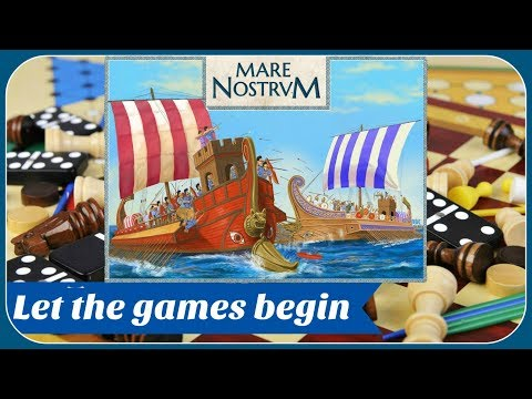 Mare Nostrvm: Review - Let the games begin