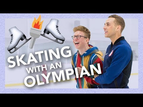 gays on ice: olympics edition (ft. Adam Rippon)