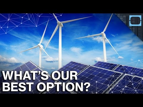 Whats The Best Form Of Alternative Energy?
