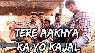 Teri Aakhya Ka Yo Kajal - Sapna Choudhary || Dance Choreography| Dance in Ajmer