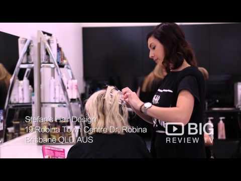 Stefan's Hair Design a Hair Salon in Brisbane offering Haircut and Hair Color