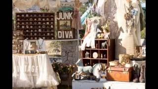 The Vintage Marketplace ~ Stunning Shop Displays