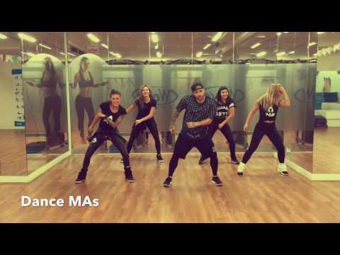 Yo Soy Del Barrio - Yandel (feat. Tego Calderón) - Marlon Alves Dance MAs