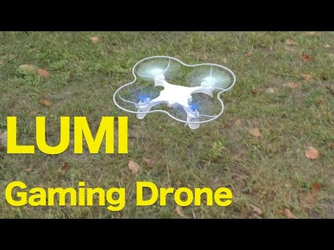 Lumi Gaming Drone Review, Fun Gaming Drone From WowWee Toys