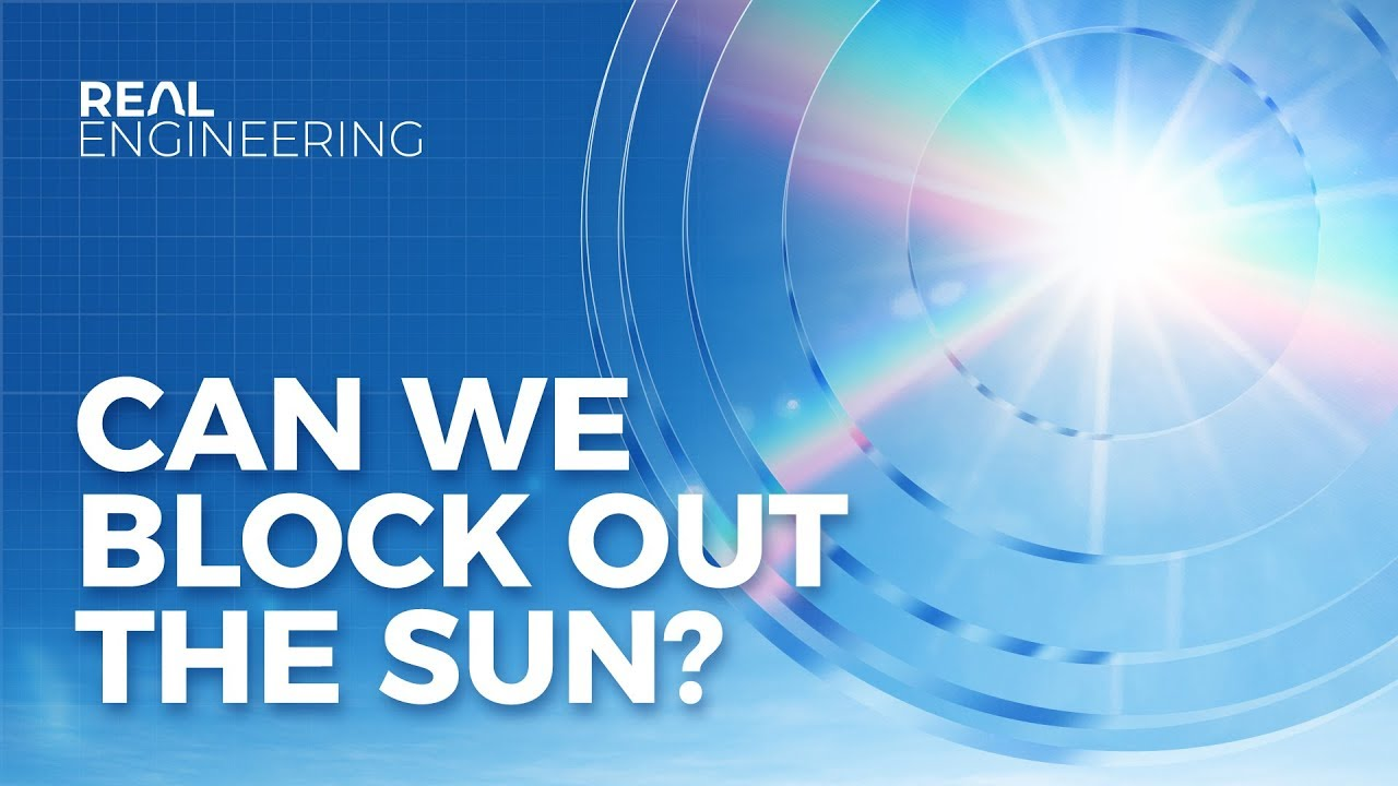 Can We Block the Sun to Stop Climate Change