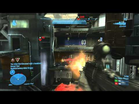 Evil Corp Gaming Halo Reach Team tage Teaser featuring Doctorgrady