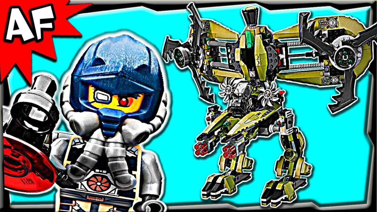 70164-Lego Ultra Agent...