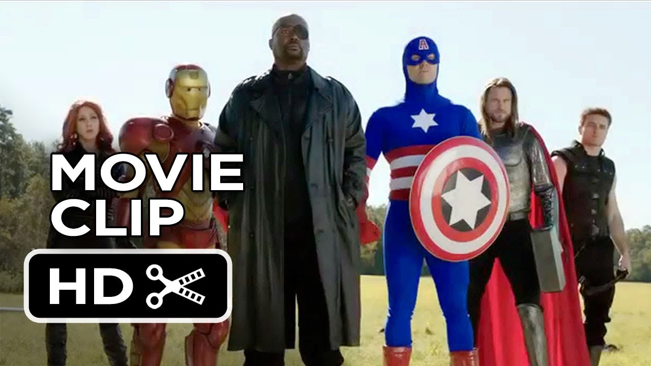 the starving games movie clip avengers 2013 thg