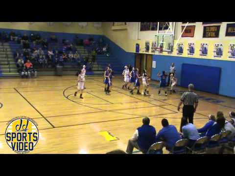 Maddisen Duvall - Guard (Ida High School 2015)