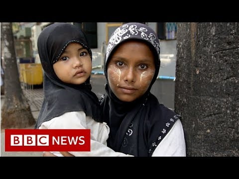 Myanmar Muslims: &39;We&39;re citizens too&39; - BBC News