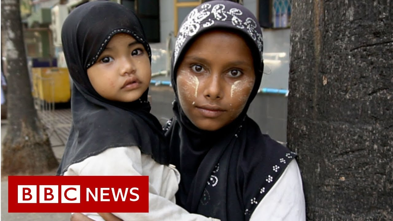 BBC News:Myanmar Muslims: 'We're citizens too' - BBC News