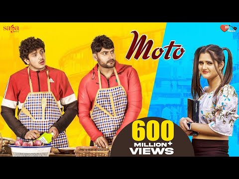 Moto (Official Video)| Ajay Hooda | Diler Kharkiya | Anjali