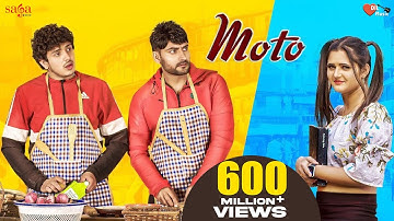 Moto | Diler Kharkiya | Ajay Hooda | | Anjali Raghav | Latest Haryanvi Song 2020