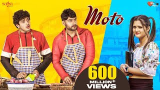 Moto (Official Video)| Ajay Hooda | Diler Kharkiya | Anjali Raghav | Latest Haryanvi Song 2020