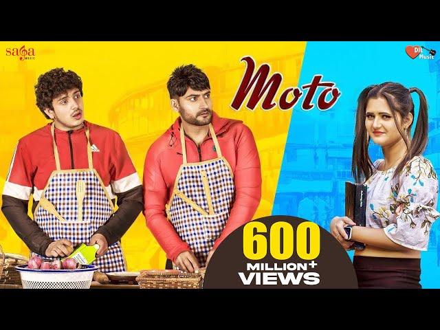 Moto (Official Video)  Ajay Hooda   Diler Kharkiya   Anjali Raghav   Latest Haryanvi Song 2020