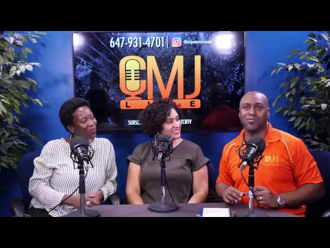 CMJ Live - Charles sits down with Mark steele to talk Real Estate