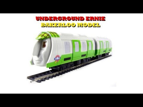 Underground Ernie – Bakerloo – Bachmann UK