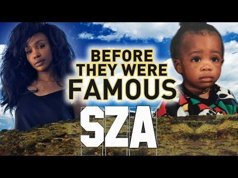 SZA - Before They Were Famous - CTRL