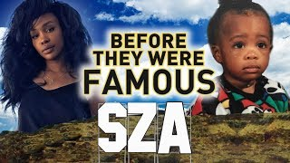 SZA | Before They Were Famous | BIOGRAPHY
