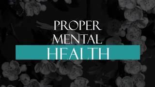 Seniors' Mental Health and Wellness - Proper Mental Health - Centre for Conscious Awareness-Canada