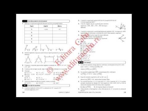 Culegere de Matematica - Exercitii si probleme pentru clasa a VI-a