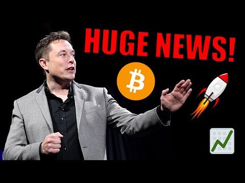 BREAKING: ELON MUSK GOES ALL IN ON CRYPTOCURRENCY! 200k Bitcoin By End Of Year POSSIBLE!
