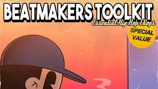 Essential Hip-Hop Samples - Beatmakers Toolkit