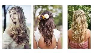 Modne fryzury na wesele - długie włosy. Recenzja.