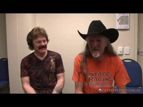 "Doobie Brothers - ""World Gone Crazy""  Interview"
