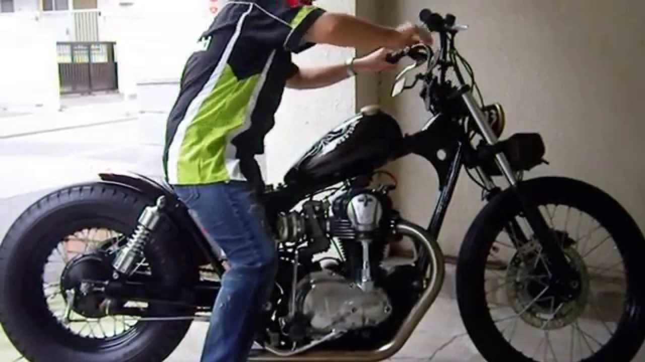 Kawasaki W650 Bobber Youtube