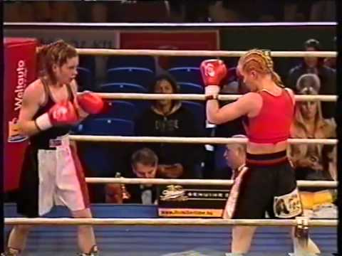Csábi Bettina vs Oksana Romanova 2005 03 19