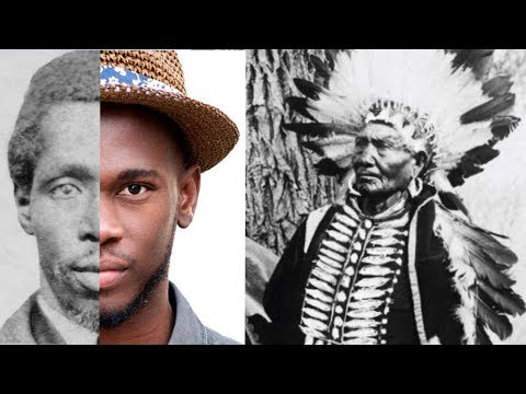 Pt 1 - From Indigenous American To African American //Anthropology /Oldest Bones Found/Historic