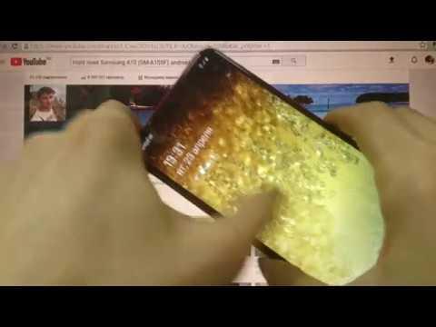 Hard Reset Samsung A10 2019 A105 Удаление пароля андроид 9