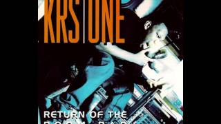 KRS-One - Return of the Boom Bap (Full Album)