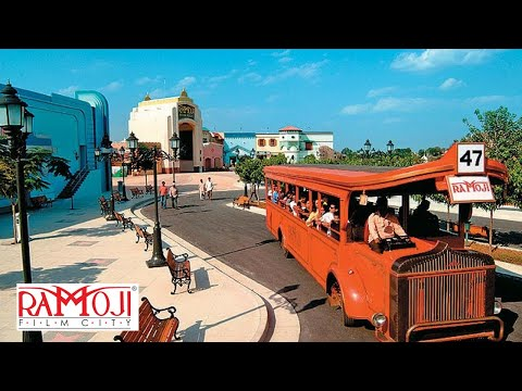 Ramoji Film City Hyderabad | Full video tour