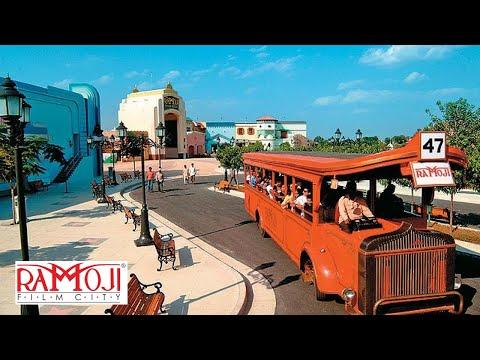 Ramoji Film City Hyderabad | Full video tour
