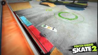 Touchgrind Skate 2: Touch Grind Skate 2 | Dark Slide Bench