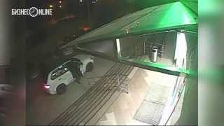 Подозреваемые в подрыве банкоматов в Казани ездили «на дело» на BMW и Audi