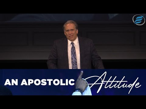 07/11/2021 | An Apostolic Attitude | Pastor David Myers