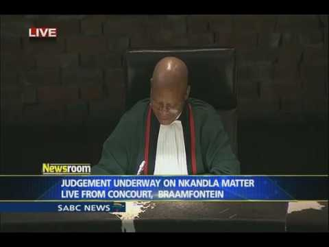 The role and mandate of the president of South Africa
