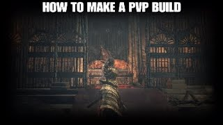 Dark souls 3 how to make a build