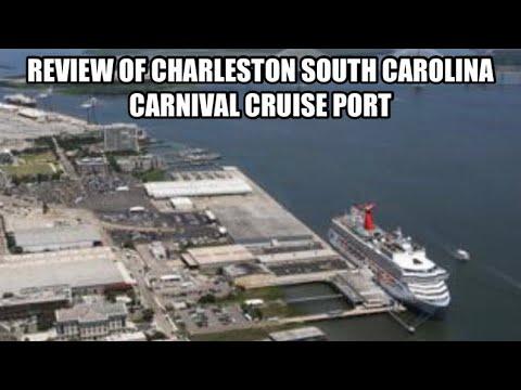 Reviewing The Carnival Cruise Port Of Charleston, South Carolina
