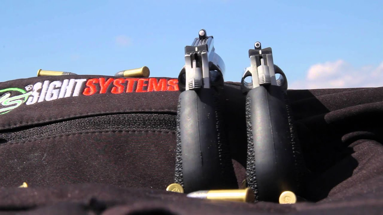 XS Sight Systems and North American Arms