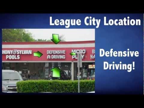 Defensive Driving League City Texas