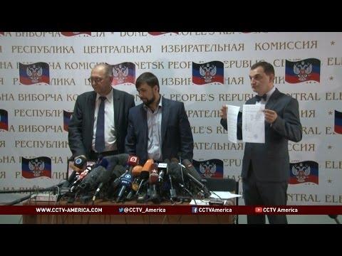 Ukraine: Eastern Opposition Declares Victory in Vote on Self-Rule