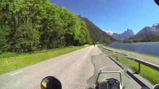 2013 Norway Nordkapp trip