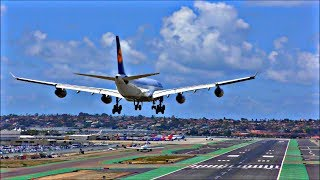 Incredible Planespotting at San Diego Int