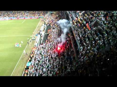 Algeria Goal Vs. Russia - World Cup 2014 Brazil